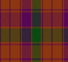 02255 Daring Dunbar (Unidentified) Artefact Tartan Fabric Print Iphone Case by Detnecs2013