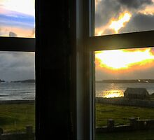 60N... Our  B&B Sunset by Larry Lingard/Davis