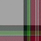 02257 Arisaid What (Unidentified) Tartan Fabric Print Iphone Case by Detnecs2013