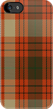 02268 Winnipeg Mystery Unidentified Fashion Tartan Fabric Print Iphone Case by Detnecs2013