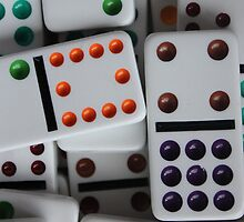 Dominoes  by Stephen Thomas