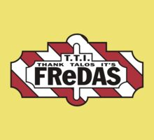 Thank Talos It's Fredas by MastoDonald
