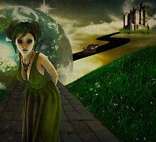 Dream.... by Karen  Helgesen