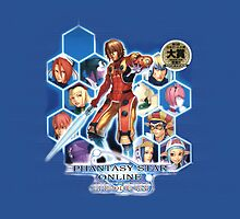 Phantasy Star Online by Someone Somewhere