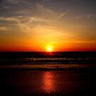 Oregon sunset by Hannah Fenton-Williams