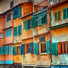 Colorful Windows by BronwynBell