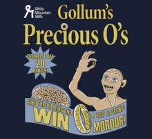 Gollum's Precious O's by Stephanie Whitcomb