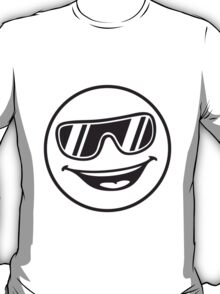 Cool Smiley T-Shirt