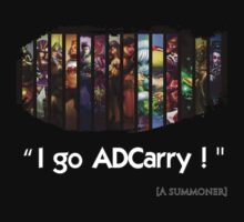 League of Legends - AD Carry by Zoster91