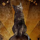 Le Chat Gris by David Kessler