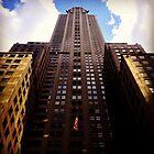 Chrysler Building by Guilherme Pontes