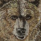Natures Grizzly Fiber Project by Dena Kotka-Holtz