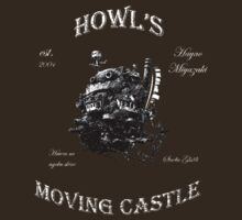 Howl's Moving Castle by daneh