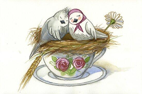 birdhouse by tallula