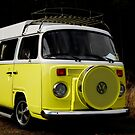VW Camper by XplosivBadger-
