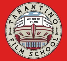 Tarantino Film School by theepiceffect