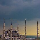 iSTANBUL  Blue Mosque by Steffen Stumpp