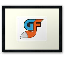 Gaming Furever Framed Print