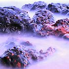 Fluid Rocks by Sue Fallon Photography