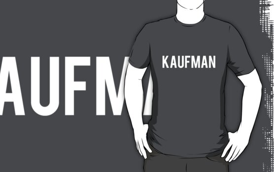 ANDY KAUFMAN SHIRT by SUMOapparel
