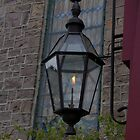 Gas Lamp by Joseph Allert