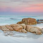 Sunset - Friendly Beaches, Tasmania by DestnUnknown