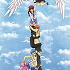 Angel Beats! by RedFlare