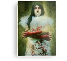 Lady Macbeth's Insanity Metal Print