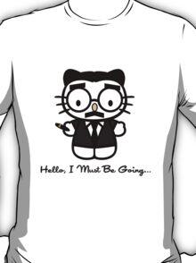 Groucho Kitty T-Shirt