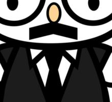 Groucho Kitty Sticker