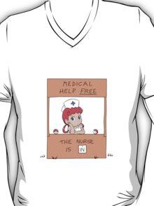 Free Medical Help T-Shirt