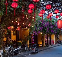 Vietnam. Hoi An. Old Town. Evening. by vadim19