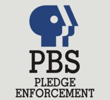 PBS Pledge Enforcement by digerati