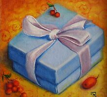 """Tiffany Box"" by Tatiana Roulin"