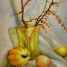 """Autumn Still Life"" by Tatiana Roulin"