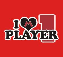 I Heart Player 1 (a) by cudatron