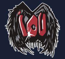IOU Graffiti Wings Kids Clothes