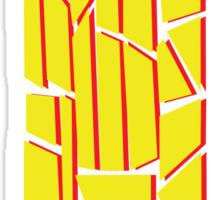 (Hoodie) Lava 2 Sticker