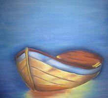 Kashti (Lonely Boat) by AnkitaPopli
