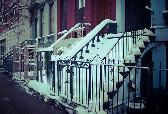 New York City Snow by Jasper Smits