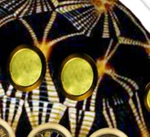 Steampunk Tortoise Sticker