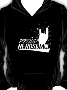Proud to be a Nerdsbian T-Shirt