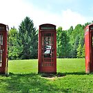 1935 Telephone Kiosk - King George V - II by studio20seven