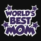 World's Best Mom by BrightDesign
