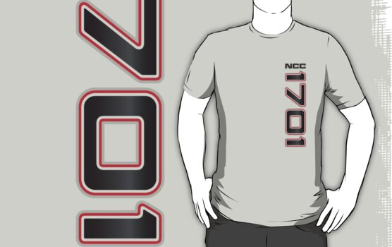 NCC1701 (Vertical) by justinglen75