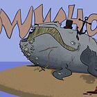 Gentleman Whale by PowWhale
