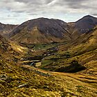 Wasdale Head by David Lewins LRPS