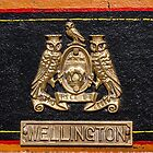 Wellington Name Badge by Deborah McGrath