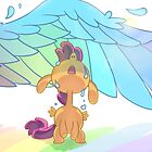 Under Your Wing by Momodriller