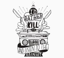 Kill the Radio by Maestro Hazer